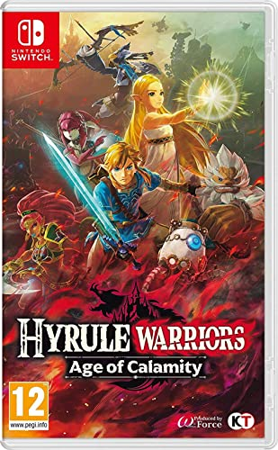 Hyrule Warriors - L'ère du Fléau - Import ES