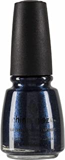 China Glaze Nail Polish, Midnight Mission, 0.5 Fluid Ounce