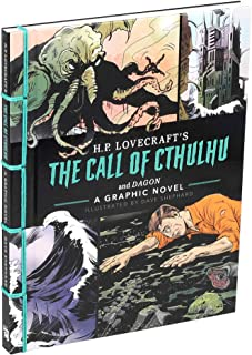 The Call of Cthulhu and Dagon: A Graphic Novel