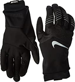Storm-Fit Hybrid Run Gloves