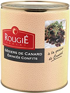 ROUGIE Confit of Duck Gizzard, 765g