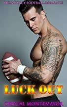 Luck Out: Pregnancy Football Romance (English Edition)