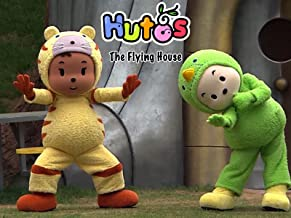 Hutos: The Flying House