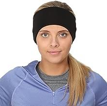 TrailHeads Women's Ponytail Headband | Moisture Wicking Ear Band | The Power Running Headband