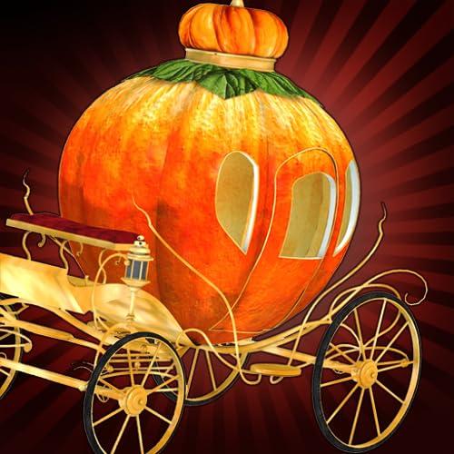limousine corrida halloween: os serviços de luxo carruagem de abóbora - edição gratuita