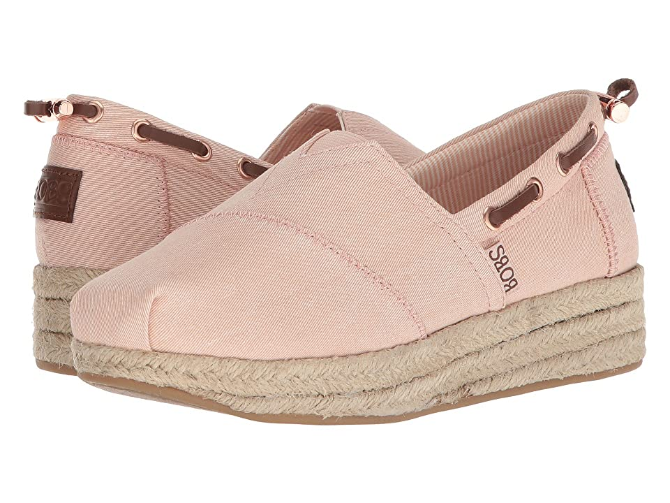 BOBS from SKECHERS Highlights Ocean Spell (Light Pink) Women
