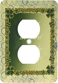 jeweled light switch covers