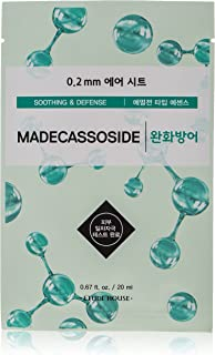 Etude House 0.2 Therapy Air Mask, Madecassoside, 20 ml