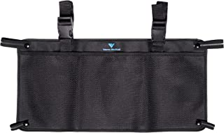 Vaunn Medical Bed Rail Storage Pouch for Seniors, Elderly, Disabled, Handicap and Surgery Recovery- Pouch ONLY
