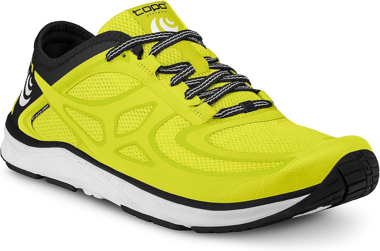 TOPO Men's ST-2 Running shoes Green Black 9