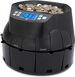 ZZap CS40 Coin Counter, Sorter & Roller - Money Cash Currency Machine