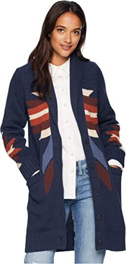 Woodblock Cardigan