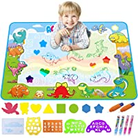 Koviti Aquadoodle Water Doodle Mat Toy with 20 Drawing Kits