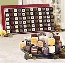 Christmas Petits Fours, Gift of 24 from The Swiss Colony