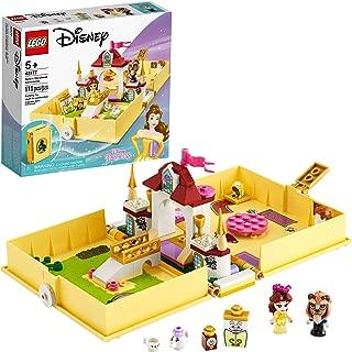 LEGO Disney Belle's Storybook Adventures 43177 Creative...