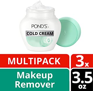 Pond's Cold Cream, Cleanser, 3.5 oz, 3 count