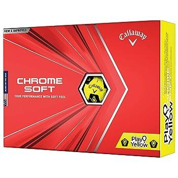 Callaway 2020 Chrome Soft Golf Balls