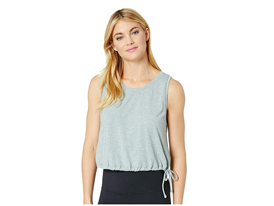 New Balance Studio Cinch Tank (Seed Heather) Women