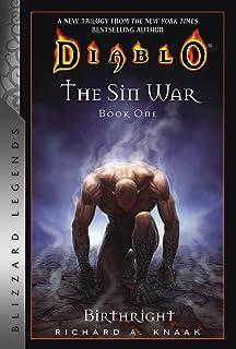 Diablo: The Sin War Book One: Birthright: Blizzard Legends