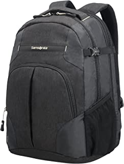 Samsonite Rewind Expandable Laptop Backpack, 45 cm, 34 L, Noir