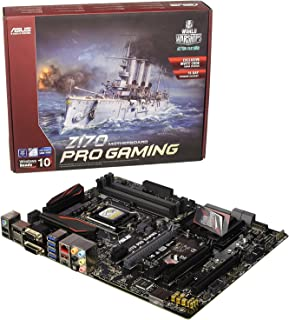 ASUS Z170 Pro Gaming - Placa Base ATX (DIMM, 4 x DDR4, 64 GB, Dual, Intel, PC, UEFI AMI, Socket 1151, HDMI)