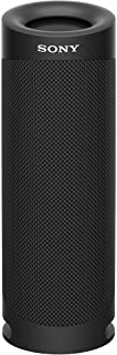 Sony SRS-XB23 Extra Bass Portable Bluetooth Waterproof Speaker, Black, Compact