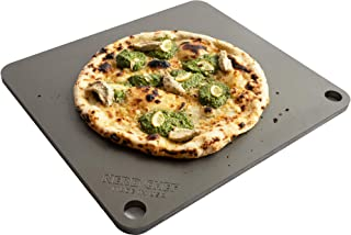 NerdChef Steel Stone - High-Performance Baking Surface for Pizza .50