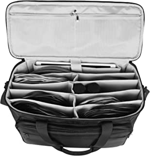 BUBM Large Travel Gig Band Cable File Bag Musical instrument Cable & Accessories Organizer Laptop Bag for 13inch macbook.