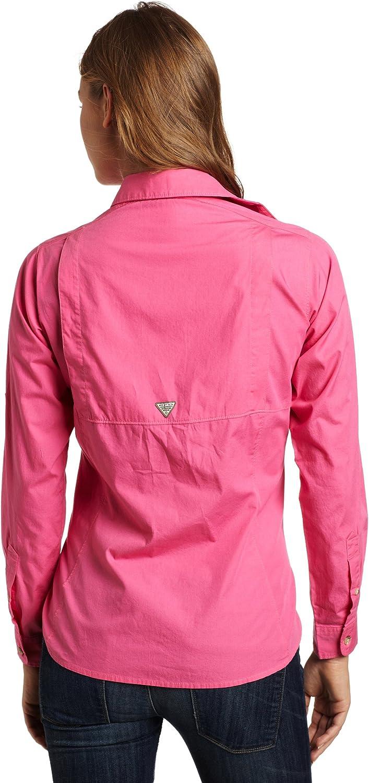 Columbia Womens Bonehead Long Sleeve Shirt