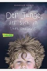Der Junge, der sich in Luft auflöste (German Edition) Format Kindle
