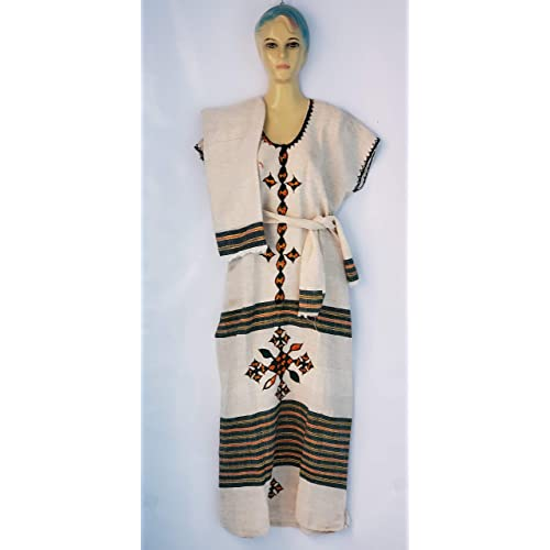 Ethiopian Dress: Amazon com