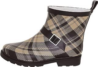 Capelli New York Ladies Short, Sporty, Lined Rainboots