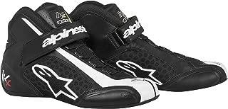 Alpinestars (2712113-12-12 Black/White Size-12 Tech 1-KX Karting Shoes