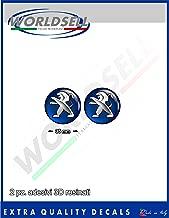 5 velocit/à Manuale dellautomobile Pomello del Cambio Tappo di Bottiglia Nero longyitrade Ricambi Auto condivisi per Peugeot 206 207 307 Blu