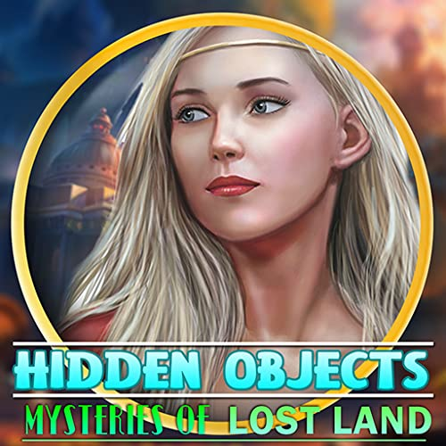 Hidden Objects Game 100 Level : Mystery of Lost Land