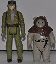 Vintage Rebel Commando (1983) & Chief Chirpa (1983) ROTJ - Star Wars Universe Action Figure - Collectible Replacement Figure Loose (OOP Out of Package & Print)
