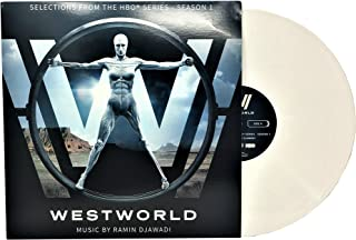 Westworld Season 1 Soundtrack (Limited Edition White Colored Vinyl)