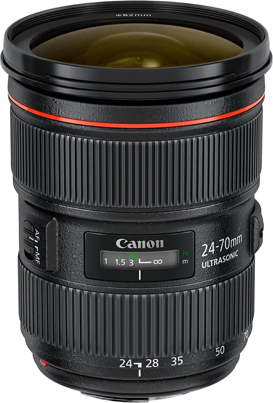 Canon Ef 24 70mm F 2 8l Ii Usm Standard Zoom Lens Camera Photo