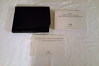 2018 Infiniti QX60 Owners Manual