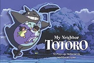 My Neighbor Totoro: 10 Pop-Up Notecards and Envelopes (Totoro Products, Studio Ghibli Products, Totoro Art)