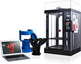 Raise3D 101017001 Pro2 Plus 3D Printer, Dual Extruder, Fully Enclosed