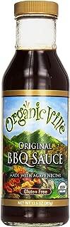 Organicville Organic BBQ Sauce, 13.5 oz