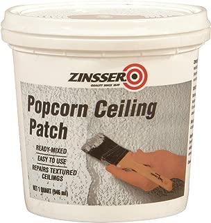 zinsser ceiling texture popcorn