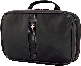 Victorinox 31173201 Bolsa de Nylon de 3 Secciones para Colgar, color negro