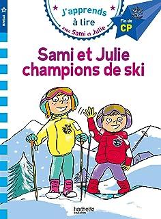 Sami et Julie champions de ski