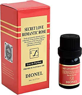 Dionel Secret Love Eau de Parfum Premium Natural Essential Oil Feminine Hygiene Perfume Cleanser...