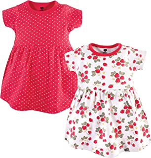 Hudson Baby Baby Girls` Cotton Dresses