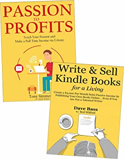 Information Marketing Business Ideas: Teach & Write About Your Passion  (Make Money from Home Training Bundle)