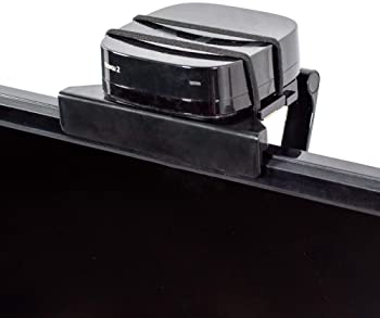 VIVO Adjustable Top Shelf TV Clip Mount Holder for Media Box Streaming Devices, Fits Fire TV, Roku 3, Apple TV, and M...
