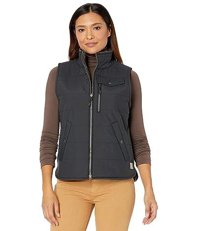 Carhartt Utility Sherpa Lined Vest (Black) Women